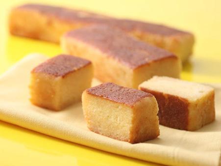 柚子ブランデーケーキ 柚子芳醇菓