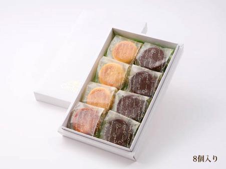 チーズタルト・半熟焼きショコラ(プレーン・抹茶)アソート
